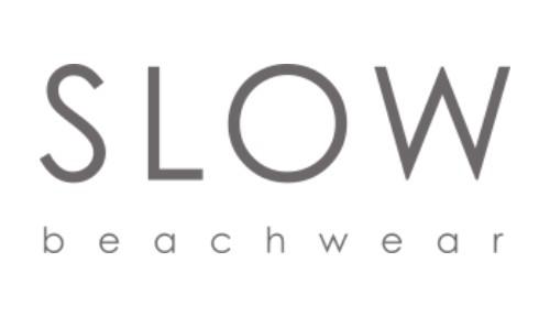SLOW beachwear logo