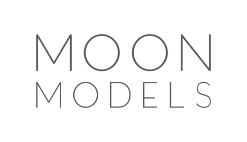 Moon models logo - website