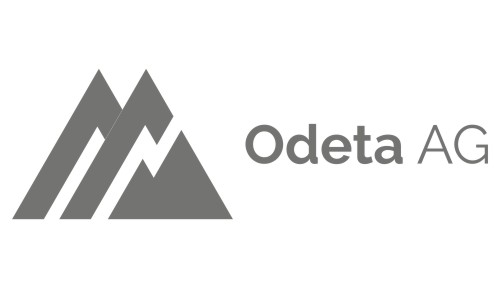 Odeta AG construction company logo