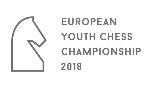 European Youth Chess Championship 2018 logo